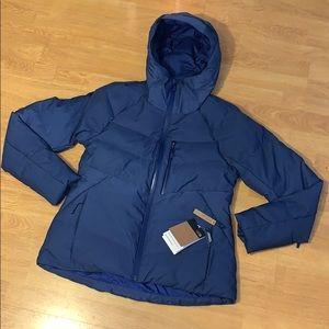 NWT The North Face Heavenly Down Jacket - Blue, M